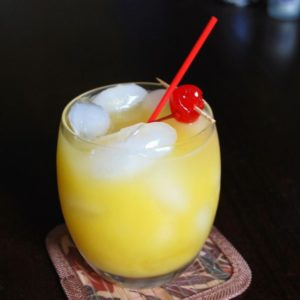 Horny Bull Mixed Drink