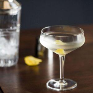 Vesper Martini, mixology