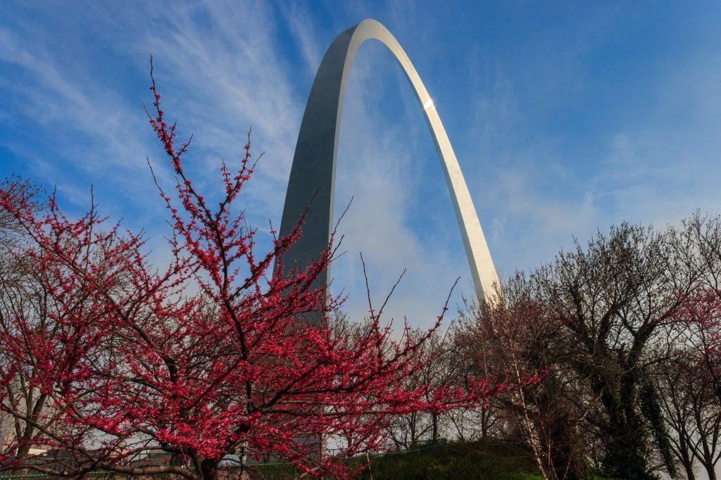 Gateway Arch in Missouri