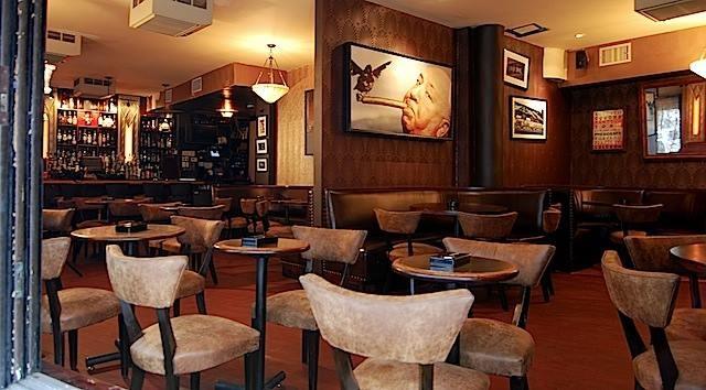 SoHo Cigar Bar in NYC