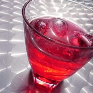 Campari drink mixology
