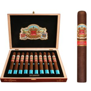 La Historia Cigars box by E.P. Carillo