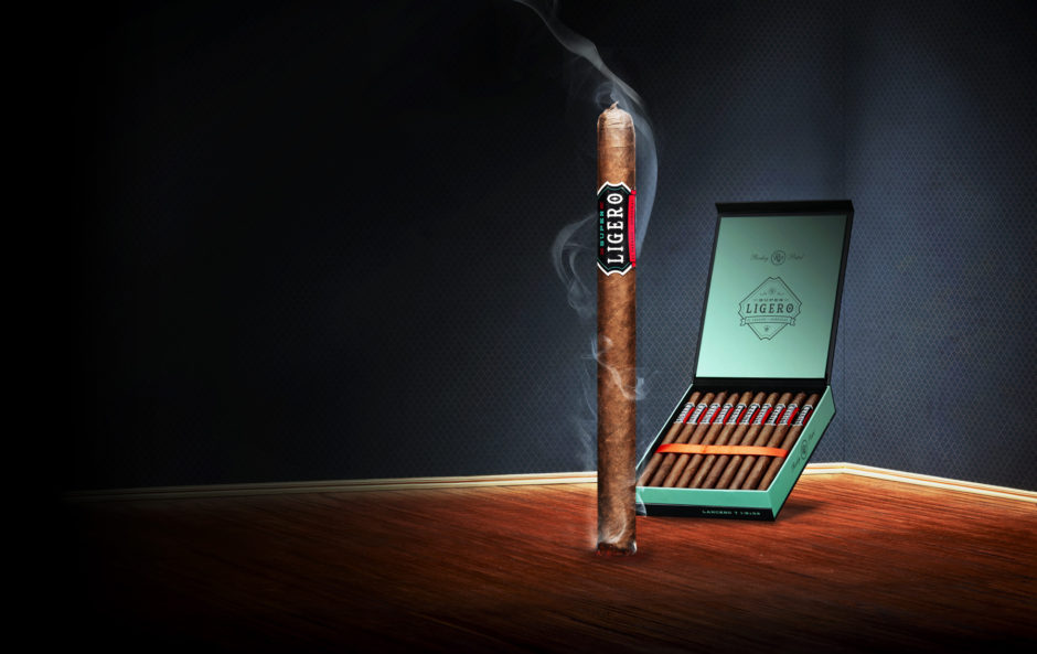 Super Ligero cigar by rocky patel