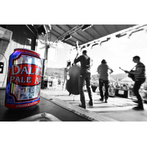 Oskar Blues dale's pale ale from colorado