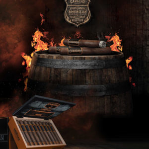 camacho American Barrel-Aged Tour ad