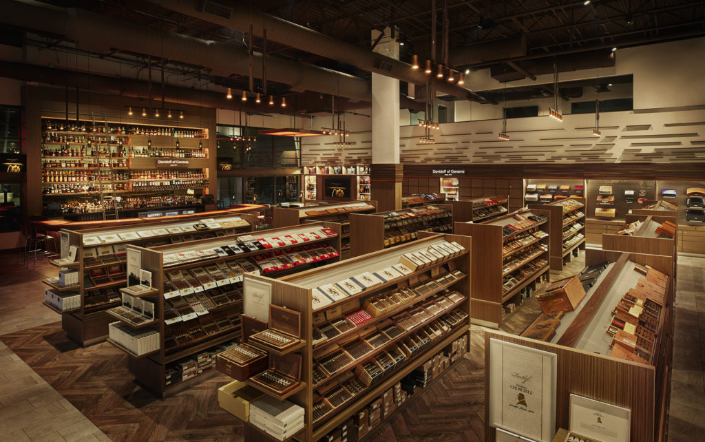 Where To Smoke Davidoff Of Geneva In Tampa Cigars And