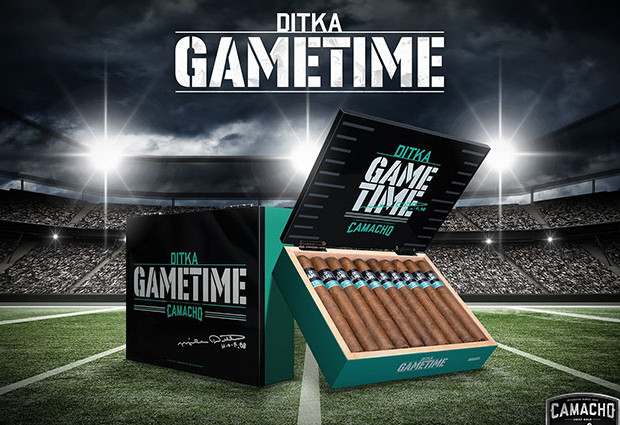 ditka cigar gametime