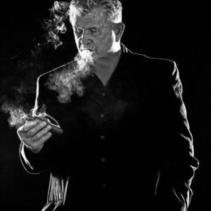 ditka cigar smoking
