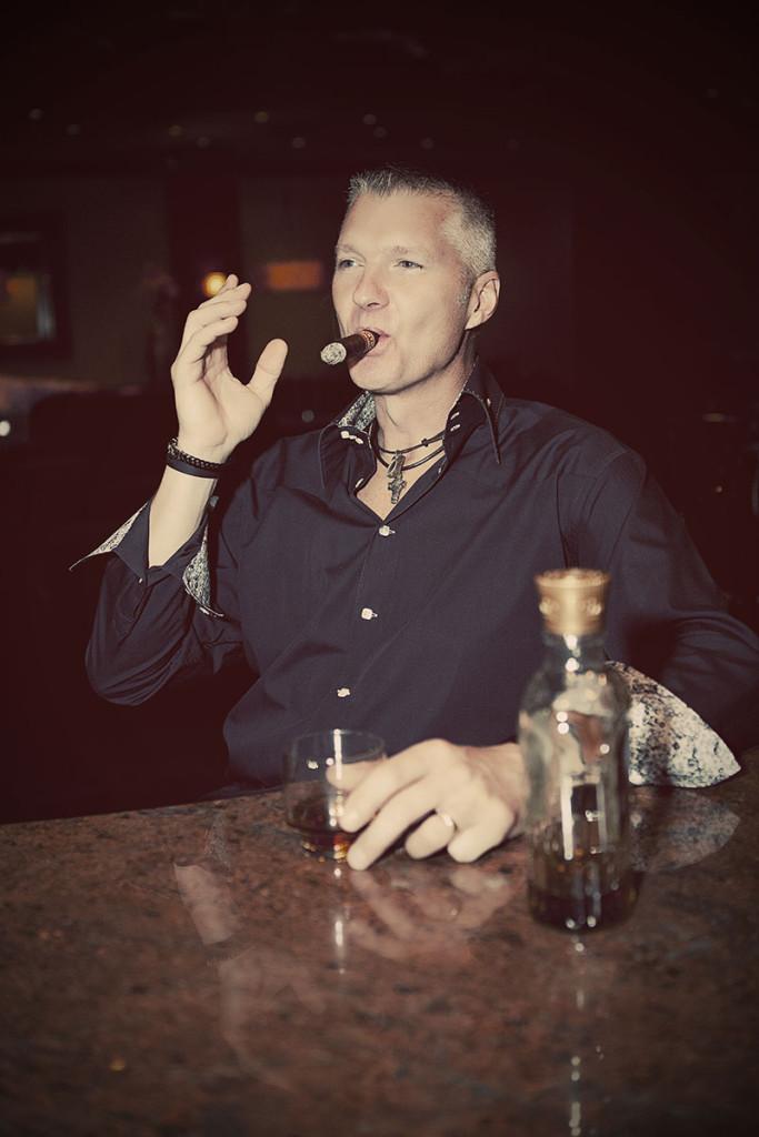 Glen Case from Kristoff Cigars