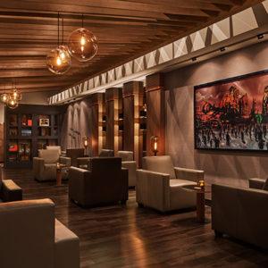 Davidoff Lounge at Ambassador Fine Cigars | Scottsdale, Phoenix, Arizona inside