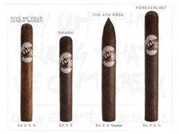 Caldwell Cigar Co. & Drew Estate Release All Out Kings