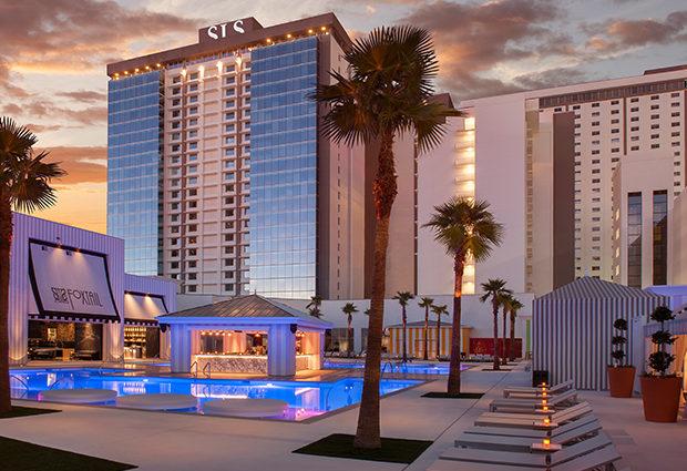Where to Stay: SLS Las Vegas