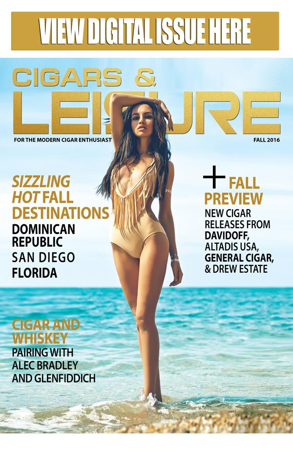 Cigars & Leisure Fall 2016   Dominican Republic, San Diego, Florida