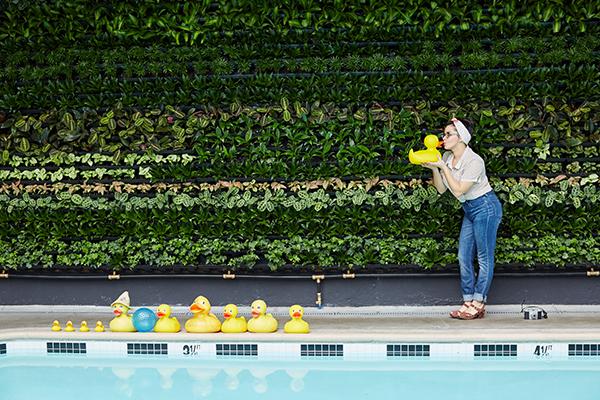 Farmers Daughter Hotel La