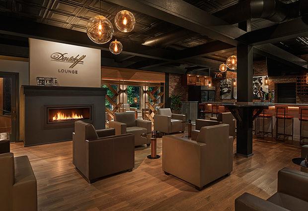 Davidoff Lounge Opens at Havana Phil's Cigar Company