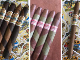 New Line Extensions for Sosa Cigars