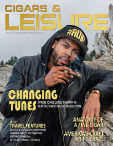 Cigars and Leisure spring issue cover