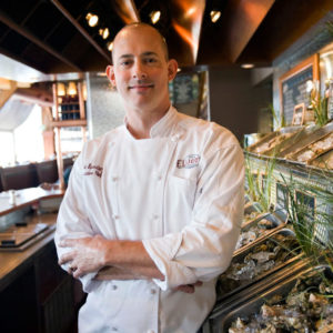 Ron Wurzer, chef at elliott's in seattle