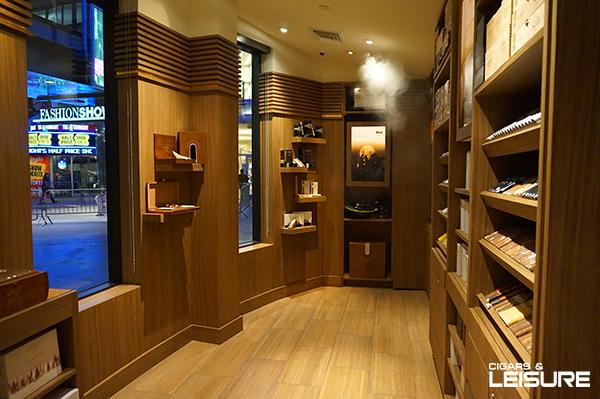 davidoff cigar bar in Vegas