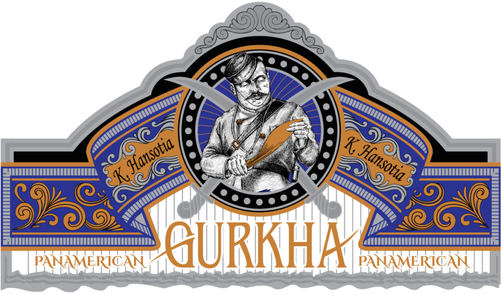 gurkha pan american logo