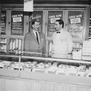 Nat Sherman old photo 85th anniversary