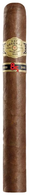 Nat Sherman 85th anniversary cigar