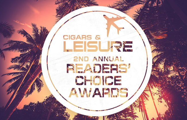 Cigars and Leisure 2nd Annual Readers' Choice Awards