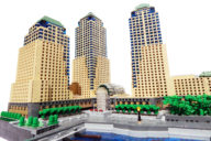 Lego Buildings, cityscape