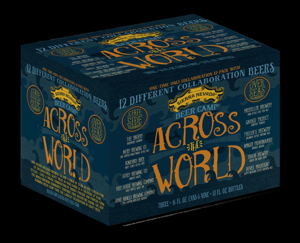 Sierra Nevada Beer Camp across the world 12 pack