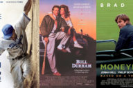 Baseball Movie Posters, Bull Durham, 42, and Moneyball