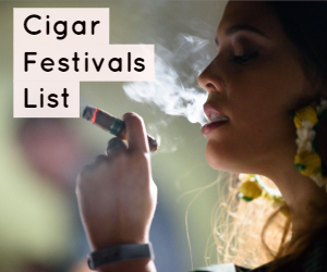 2018 cigar festivals list