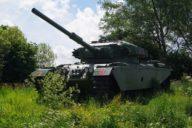 drive a tank in Minnesota