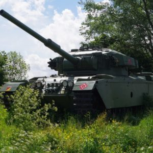 drive a tank in Minnesota
