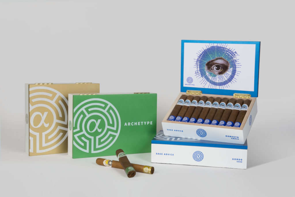 archetype cigars separate boxes
