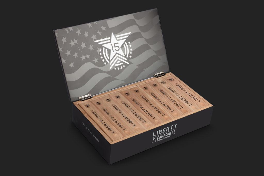 Camacho Liberty by Davidoff open box