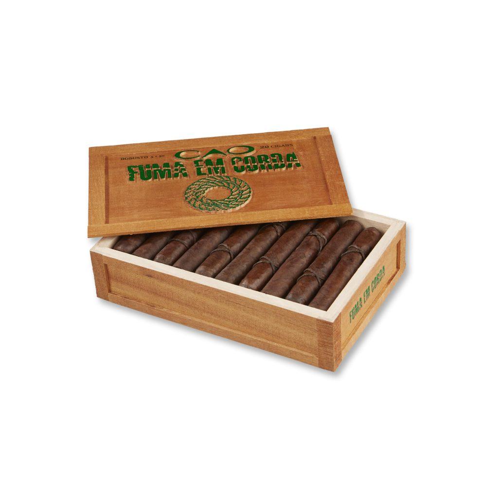 CAO Fuma Em Corda cigars in box
