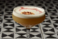 Pachamama Sour drink