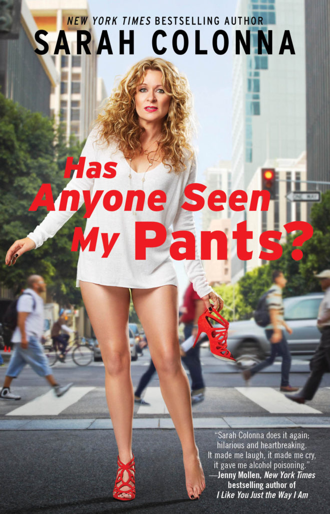 Has Anyone seen my pants book by Sarah Colonna