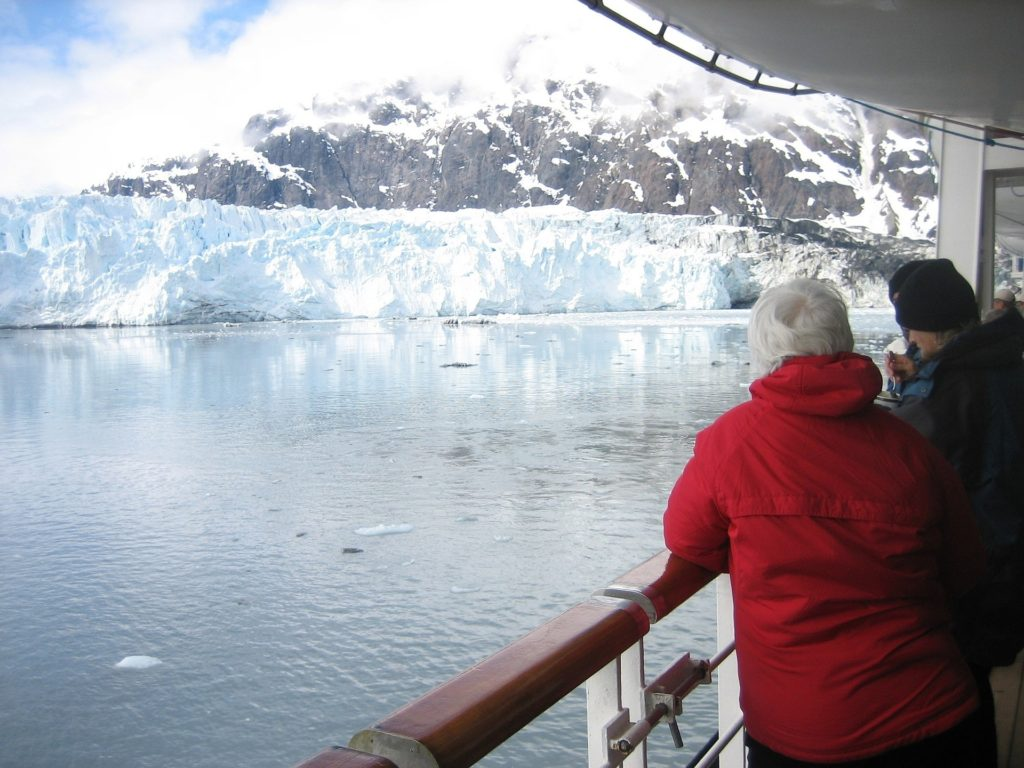 Vacations: Alaskan cruise