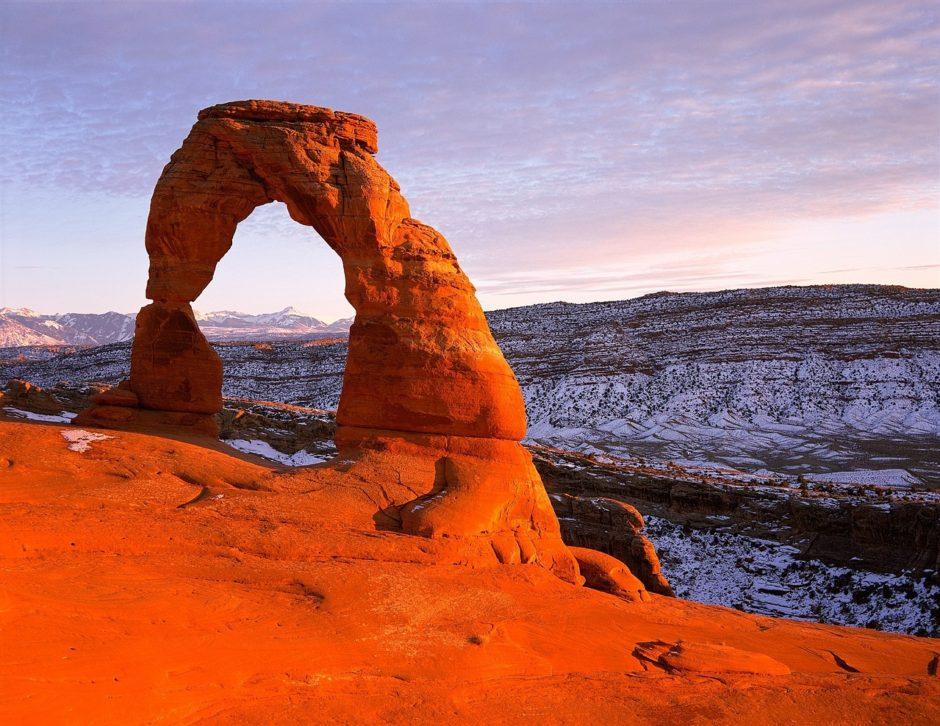 arch in utah