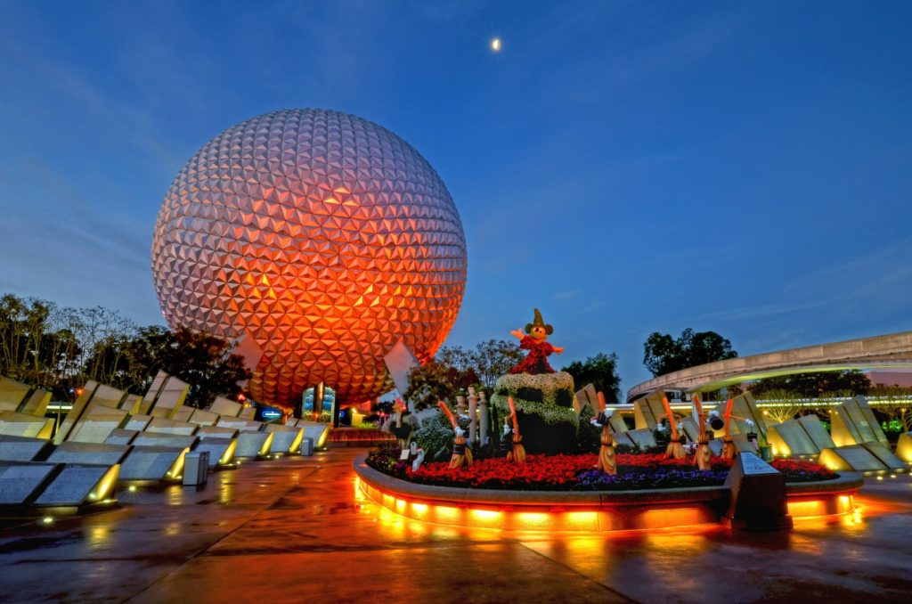 Vacations: Walt Disney World's Epcot