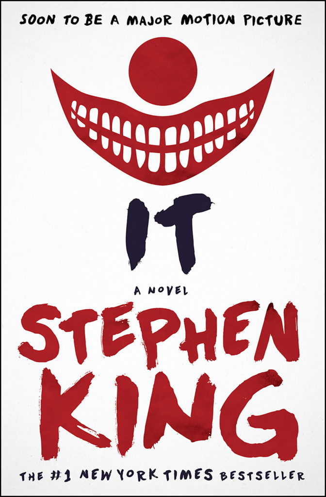 essential beach gear It by Stephen King book