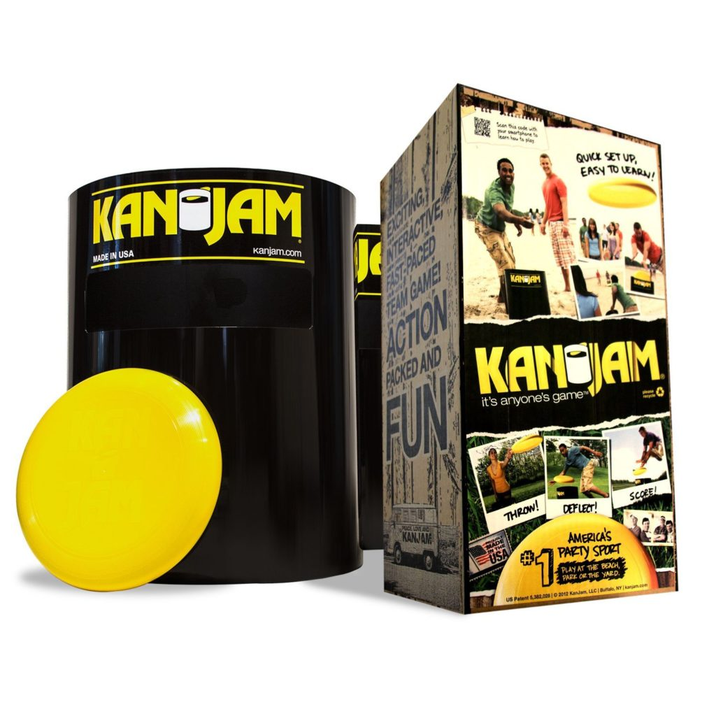 essential beach gear kanjam game with frisbees