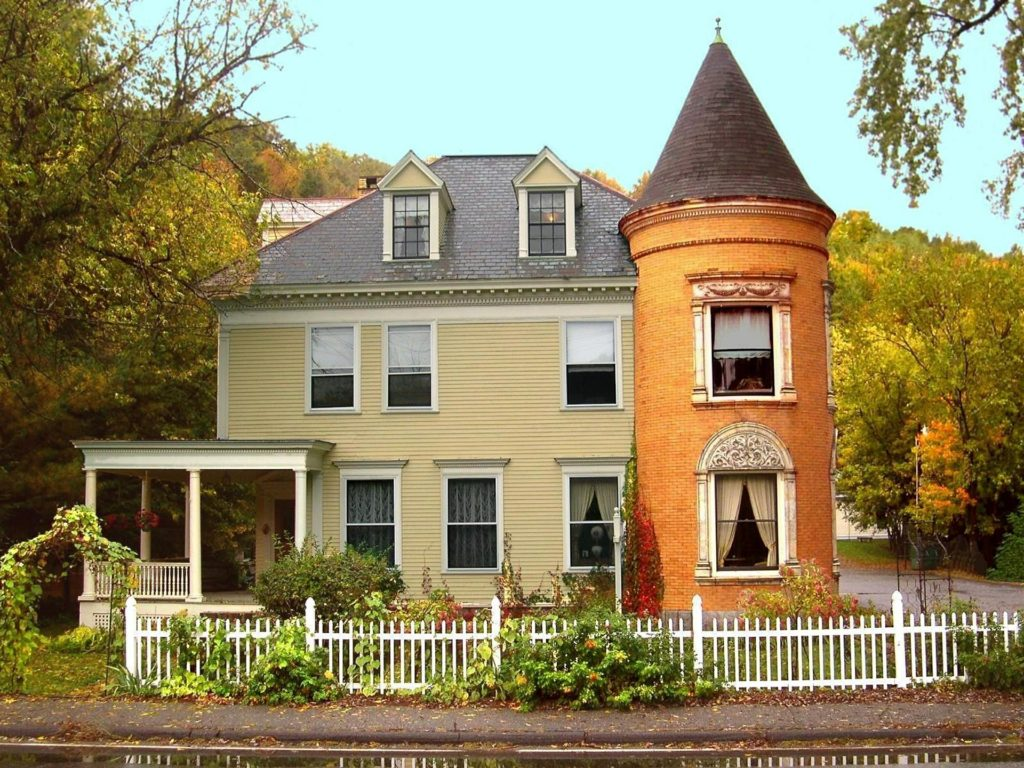 Vacations: Bed and Breakfast in Maine