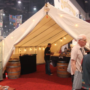IPCPR 2017: Battleground Cigar's Mike Introduces New Cigars