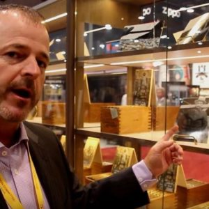 IPCPR 2017: Cornelius & Anthony's Steven Bailey Introduces New Cigars