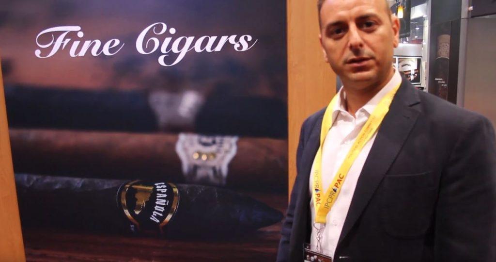 IPCPR 2017: JM Tobacco's Anto Mahroukian Introduces the Española