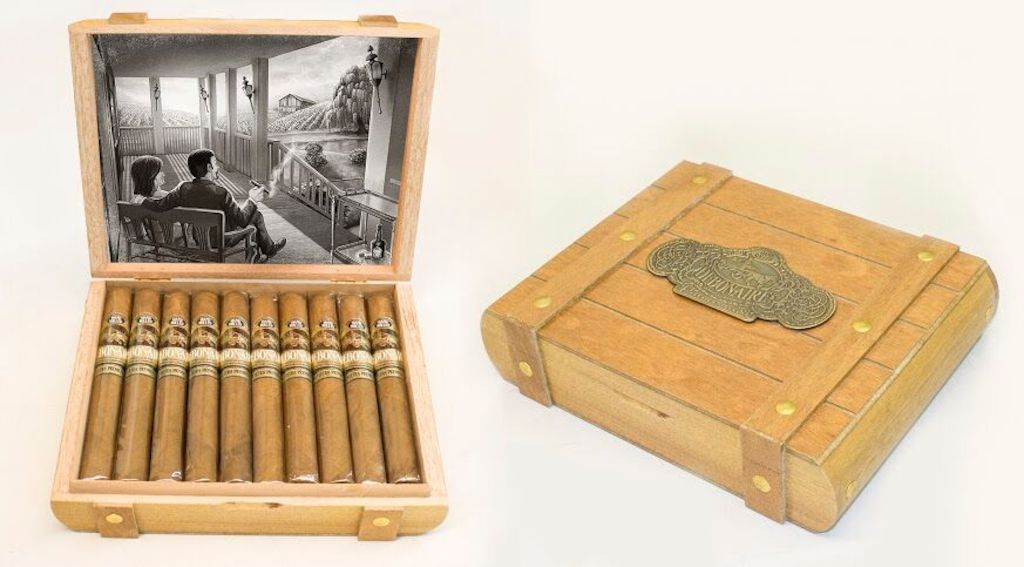 Debonaire House introduces the Daybreak, a Connecticut Shade wrapped Debonaire Ultra Premium Cigar