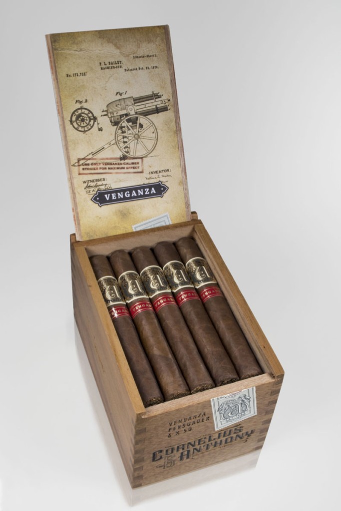 Venganza from cornelius and anthony cigars