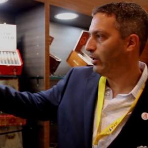 IPCPR 2017: AJ Fernandez's Frank Santos Introduces New Cigars